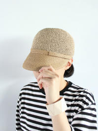 ohminami yukariSasawashi Hand Knitted Cap - 『Bumpkins putting on airs』