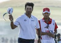 Japan's Matsuyama finishes 2nd at US Open - そろそろ笑顔かな