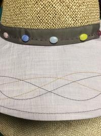 雨上がり - 帽子工房 布布