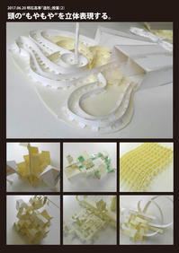 「3D迷路を作ろう!」明石高専造形プログラム(2) - デザイン図解 〜カプリスの仕事図鑑〜