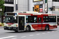 (2017.5) 関東バス・E1232 - バスを求めて…