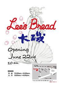 Lee's Bread大磯 - Lee's Bread@大磯