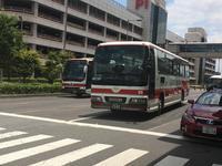京浜急行バス(羽田空港第二ターミナル←→横浜駅YCAT) - 日本毛細血管