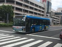 羽田京急バス(羽田空港第二旅客ターミナル→川崎駅) - 日本毛細血管