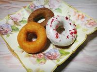 ドーナツと紫陽花 - 十色生活