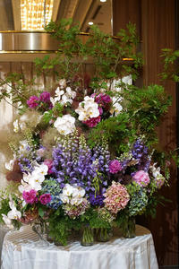 小西雅子先生門下生のランチコンサート -  La Fleur