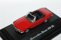 1/87 Schuco Mercedes-Benz 450SL - 1/87 SCHUCO & 1/64 KYOSHO ミニカーコレクション byまさーる
