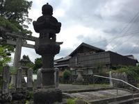 津江神社(八女市黒木) - 今日は何処まで