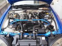 2017.04.22 カプチーノのバッテリー交換 - ジムニーとカプチーノ(A4とスカルペル)で旅に出よう