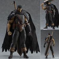 figma ベルセルク ガッツ 黒い剣士ver - フィギュアとは至福のいたり匠の造形 (偽  萌)