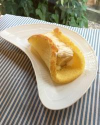 バナナオムレット - 調布の小さな手作りお菓子教室 アトリエタルトタタン