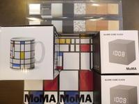 4枚セットのコースターは、MoMAコレクションに選ばれているPiet Mondrianによる作品からインスピレーションを...。 - GLASS ONION'S BLOG