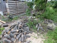 薪作り・・その5 小径ナナカマド終了。 - あいやばばライフ