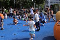 東京ドームシティ - むすめ、むすこのフォトブログ