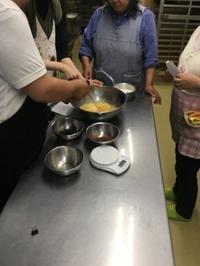 料理教室~豚フィレとじゃがいものクリーム煮ディジョン風、チョコレートプリン - 農場長のぼやき日記