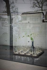 石川昌浩展a kind of blue 昨日よりはじまりました - 工房IKUKOの日々