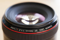 Canon EF50mm F1.2L USM - Full of LIFE
