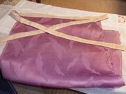 紫色のふんどし・桑の実染め - 自然からの贈り物/草木染め