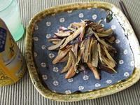 志野釉角皿 x 茄子の味噌炒め - うつわや紫野~きょうの一枚~