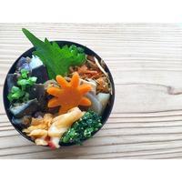 茄子と豚の味噌炒めBENTO - Feeling Cuisine.com