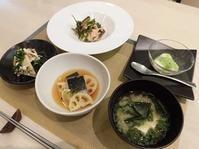 夏にぴったり、爽やか和食で楽うまごはん!! - プチフラムスタッフ