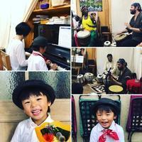 息子の音楽教室発表会親子でピアノの連弾を♪ - ~ハード系パン&世界の料理教室・ガストロノマードのTastyTravel~