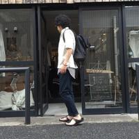ALL Made in Japanで夏コーデ! - AUD-BLOG:メンズファッションブランド【Audience】を展開するアパレルメーカーのブログ
