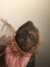 パプアニューギニア ココナッツ 儀式道具 - MANOFAR マノファー