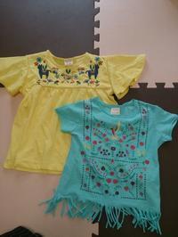 ZARAの子供服 - アラフォーママと癇癪持ち一人っ子娘の日々