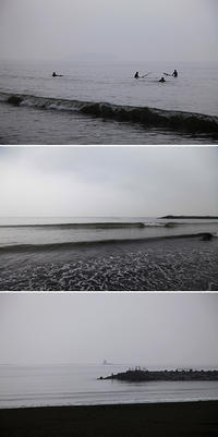 2017/06/27(TUE) モヤモヤムシムシの朝です。 - SURF RESEARCH