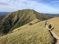 剣山・次郎笈(登山部trip) - 鷹の日記