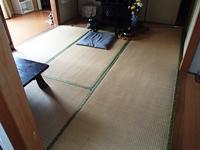 和室の畳取り換え - 快適!! 奥沢リフォームなび