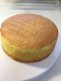 ジェノワーズ - 調布の小さな手作りお菓子教室 アトリエタルトタタン