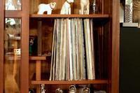LPレコード・内外袋 - 宙吹きガラスの器