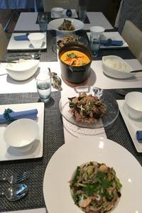 6月のタイ料理 - 美味しい韓国 美味しいタイ@玄千枝クッキングサロン