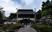おばあちゃんと一緒に国泰寺に行ってきた。Vol.01 - フユビヨリ