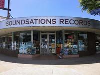 レコ屋備忘録 : Soundsations Records - パサデナ日和