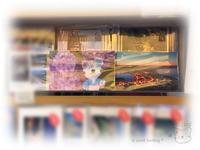 [モンモランシーさん] ポストカードの入れ替えをして来ました♪ - Smiling * Photo & Handmade 2