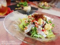 お鯛さんで…夏至の薬膳ご飯会。 - スパイスと薬膳と。