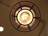 ガラスシェードから溢れだすノスタルジックな灯り...Mazeran-pendant。 - GLASS ONION'S BLOG