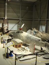 『かかみがはら航空宇宙科学博物館で飛燕を見ました・・・』 - 自然風の自然風だより
