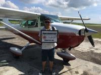 シキホール島の日帰りツアー - ENJOY FLYING ~ セブの空