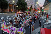 東京MX「ニュース女子」はおかしいぞ! 虎ノ門・赤坂サウンドデモ - ムキンポの exblog.jp