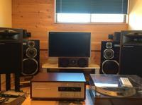 LUXMAN D-380とJBL 4429をご納品。 - オーディオ専門店ソロットオーディオの三日坊主ブログです