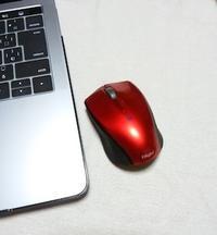 Mac初心者の呟き:マウス - MUTSUぼっくり