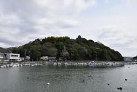 太平記を歩く。その82「大嶋城跡」兵庫県相生市 - 坂の上のサインボード
