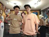 Tシャツ大量‼‼入荷ラッシュ‼‼ - DAKOTAのオーナー日記「ノリログ」