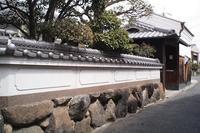 道明寺(どうみょうじ)散歩写真 - 牛の散歩写真・関西版