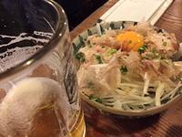 巣鴨「大衆酒場千成」★★★☆☆ - 紀文の居酒屋日記「明日はもう呑まん!」