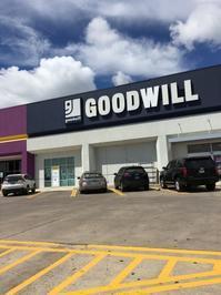 アメリカでの断捨離は Goodwillとともに 、それにソーシャルメディアを使う - TEXASひらめ記